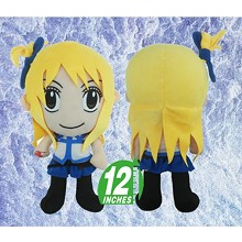 12inches Fairy Tail Lucy Heartfilia plush doll