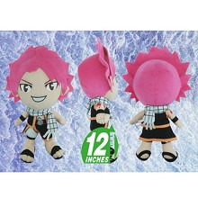 12inches Fairy Tail Natsu plush doll