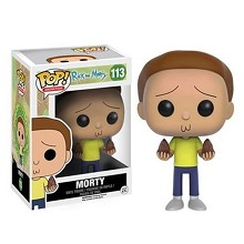 Rick and Morty figure Funko POP 113