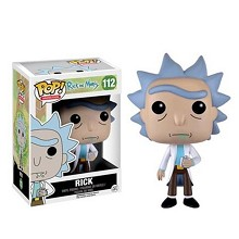 Rick and Morty figure Funko POP 112
