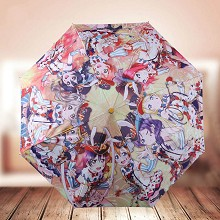 Lovelive anime umbrella