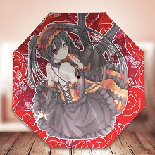 Date A Live anime umbrella