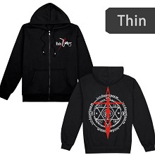 Fate anime thin hoodie cloth