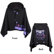 Fate Grand Order anime thick spun velvet cloak man...