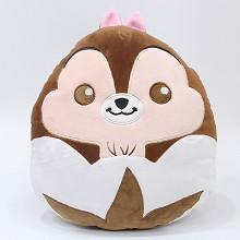 Chip 'n' Dale plush pillow