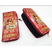 Harry Potter Gryffindor long wallet