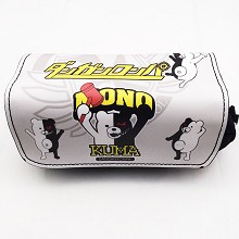 Dangan Ronpa anime pen bag pencil case
