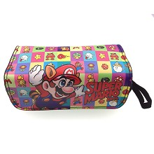 Super Mario pen bag pencil case