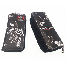 Sons of Anarchy long wallet