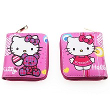 Hello Kitty anime wallet