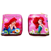 Disney Princess anime wallet