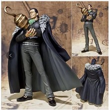 ZERO One Piece Sir Crocodile Mr.0 anime figure