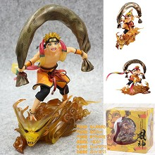 GEM Naruto anime figure