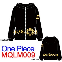 One Piece Law hoodie cloth dress