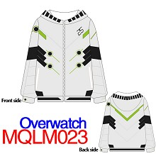 Overwatch hoodie cloth dress