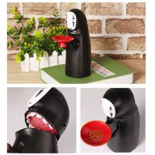 Spirited Away anime money box(without battery)