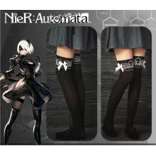 NieR:Automata 2B silk stockings pantyhose