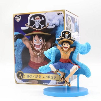 One Piece Luffy 20th anime figure