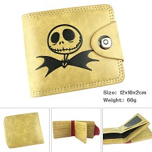 The Nightmare Before Christmas wallet