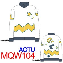 Aotu Ray coat sweater hoodie cloth