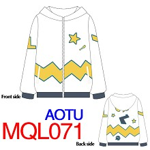 Aotu Ray hoodie cloth dress