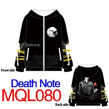 Death Note anime hoodie cloth dress