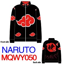 Naruto anime coat sweater hoodie cloth