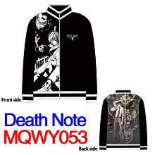 Death Note anime coat sweater hoodie cloth