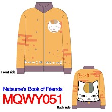 Natsume Yuujinchou anime coat sweater hoodie cloth