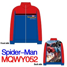Spider Man coat sweater hoodie cloth