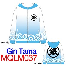 Gintama anime hoodie cloth dress