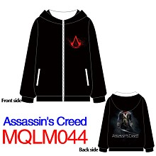 Assassin's Creed hoodie cloth dress