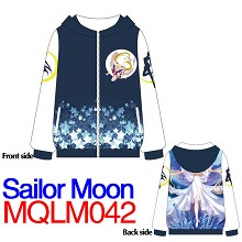 Sailor Moon anime hoodie cloth dress