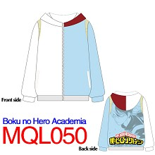 My Hero Academia anime hoodie cloth dress
