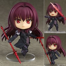 Fate Grand Order scathach anime figure 743#