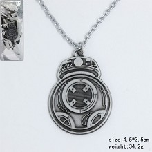 Star Wars BB8 necklace