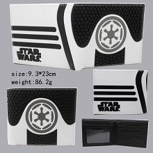 Star Wars silicone wallet