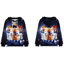 Dragon Ball anime hoodie cloth