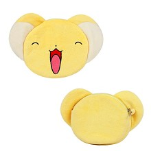 Card Captor Sakura anime plush wallet coin purse