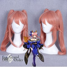 Fate Grand Order Tamamo no Mae cosplay anime wig