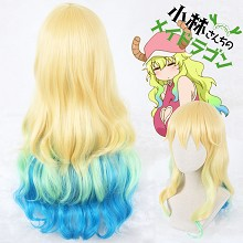 Miss Kobayashi's Dragon Maid cosplay wig