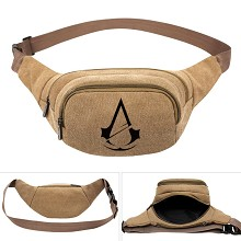 Assassin's Creed canvas pocket waist pack bag