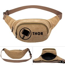 Thor canvas pocket waist pack bag