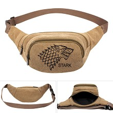 Game of Thrones canvas pocket waist pack bag
