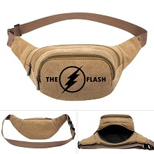The Flash canvas pocket waist pack bag