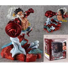 One Piece GK Luffy anime figure