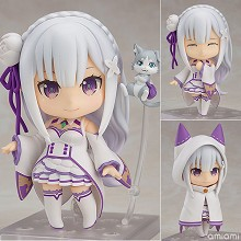 Re:Life in a different world from zero Emilia anime figure