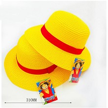 12inches One Piece Luffy anime hat