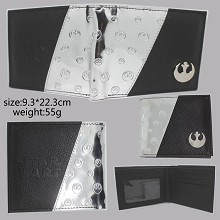 Star Wars silicon wallet