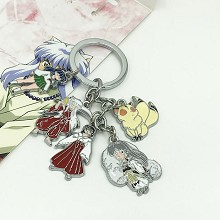 Inuyasha anime key chain